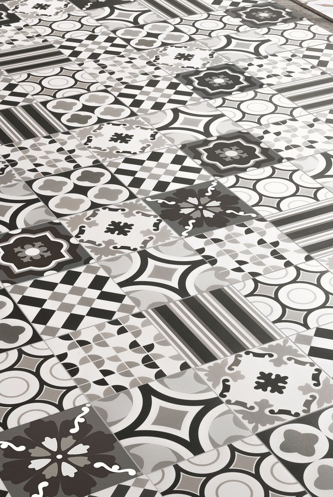 santagostino-ceramica-PATCHWORK B&W MIX